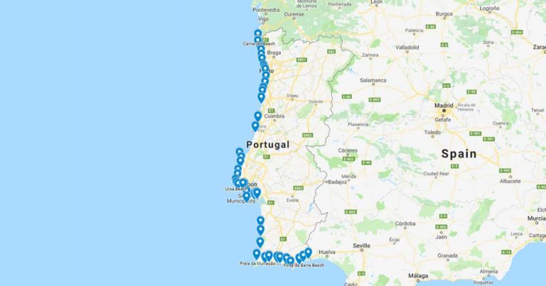 dog friendly beaches in portugal